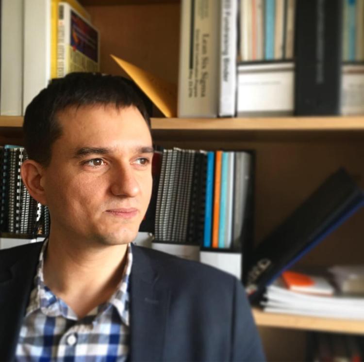 Nolan Klouda - Executive Director, Center for Economic Development
