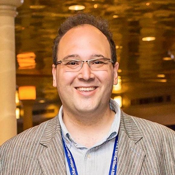 Nigel Sharp - Global Entrepreneur in Residence, Center for Economic Development