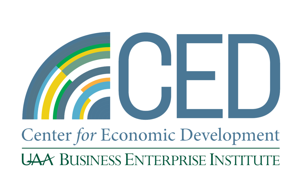 Center for Economic Development logo