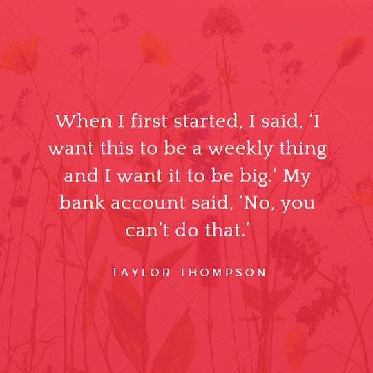 Who can relate? 🙋🏽♀️ Taylor Thompson of @turnagainmudco talked to us about her podcast, Alaskan Lady Business, which highlights women business owners and entrepreneurs. Read more about it on our website — link in bio.