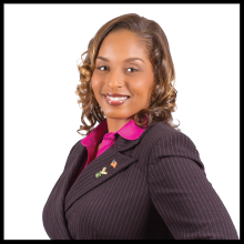 Rashida M. Weathers  Age: 39 Category: Science Location: Upper Marlboro
