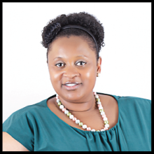 L. Terri Powell-Brown  Age: 37 Category: Business Location: Fort Washington