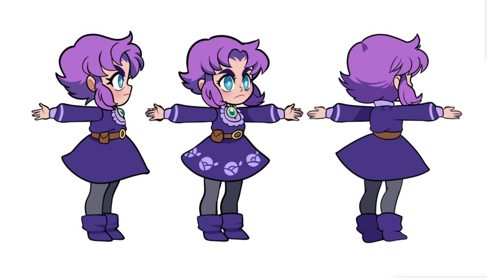 Emilia's New Rig