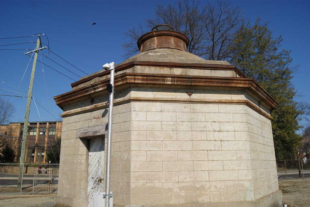 Washington Aqueduct Montgomery Meigs Vault