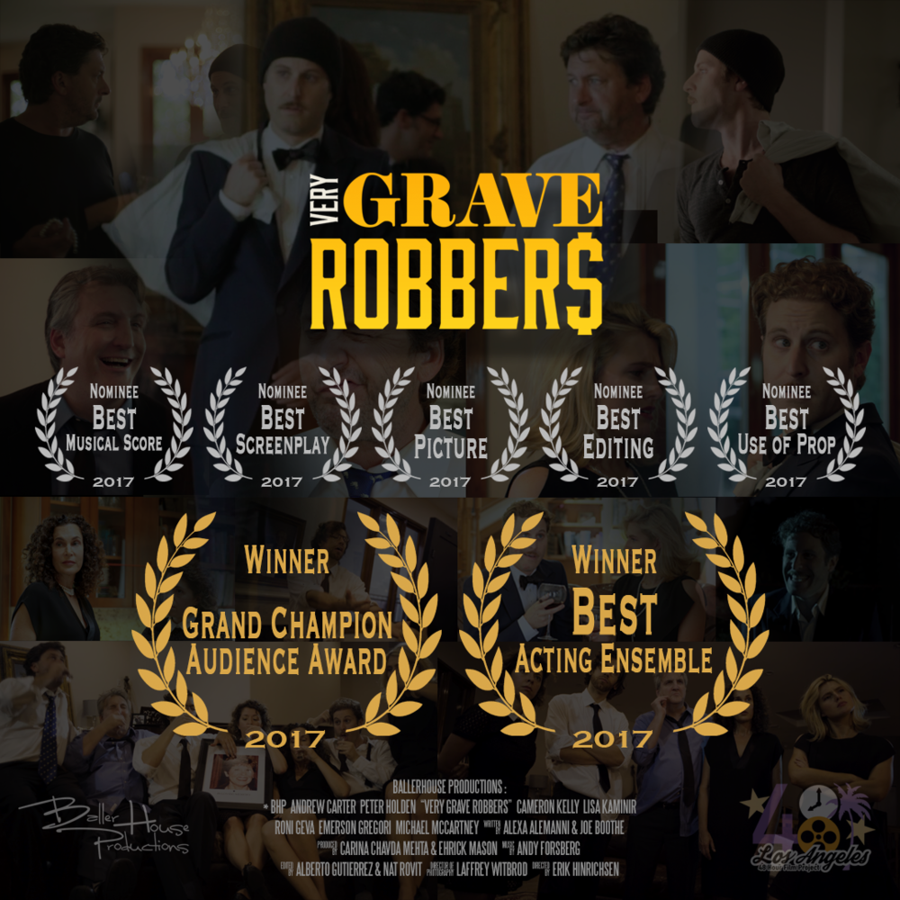 Very Grave Robbers (2017)