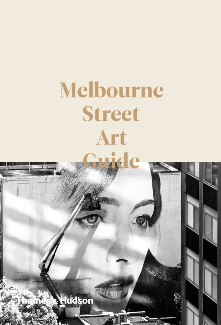 Melbourne Street Art Guide