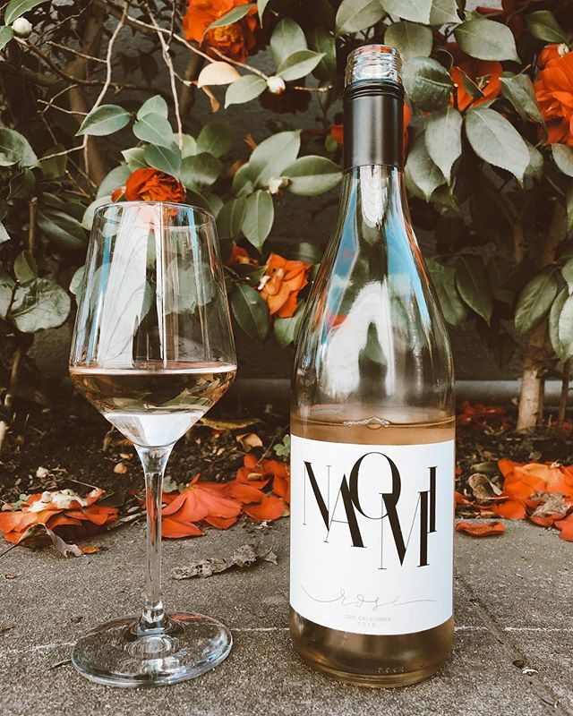 Our 2018 Naomi Wine Rosé is officially available!! If you'd like to purchase, go to the link in our bio which will take you to our website OR you can purchase locally from The Lodi Wine and Visitors Center! But if you'd like to taste our rosé, we are SO excited to share that you can do so @fivewindowbeerco and @westoaknosh!! Be sure to tag us @naomiwines and use #drinknaomiwines to be featured on our story! Thank you again! We're so excited for another year of #naomirosé 🍷🙌🏼