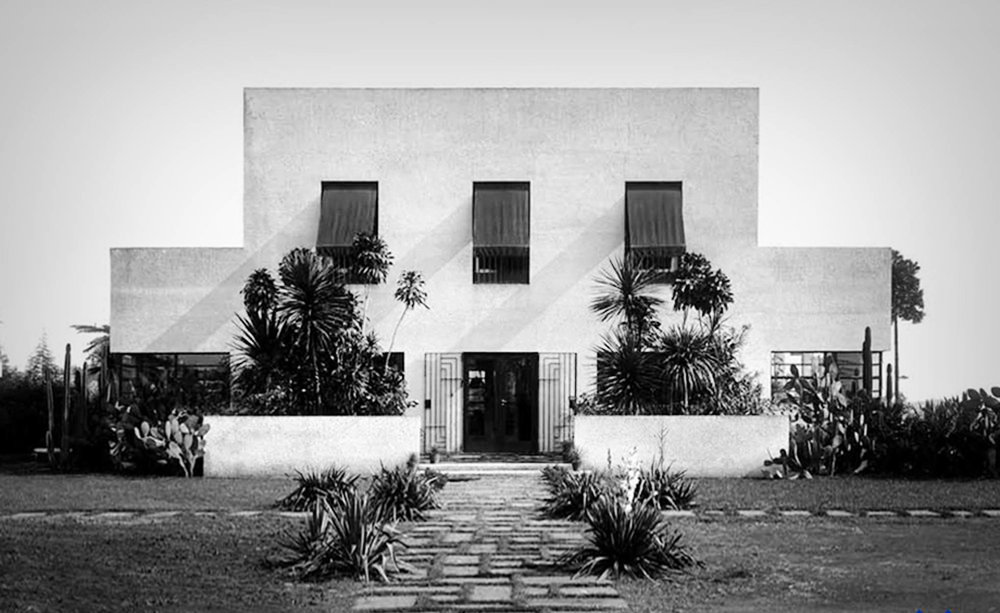 Brazil's First Modern House Casa Warchavchik Rua Santa Cruz São Paulo (Photo Yves Bruand).jpg