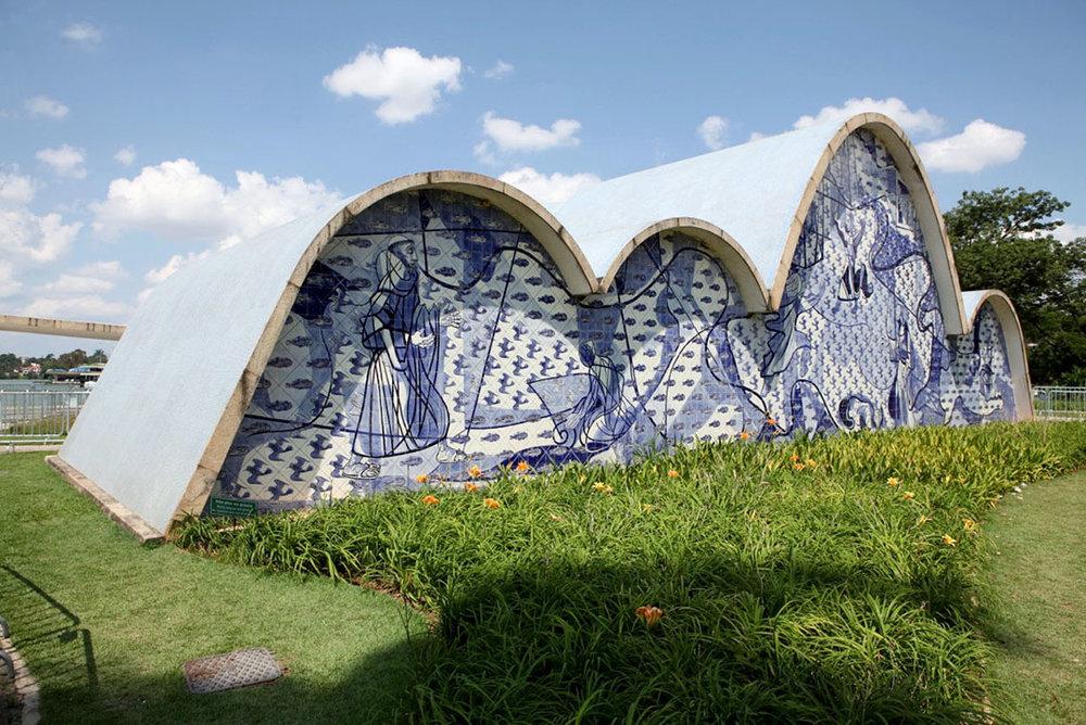 Franziskus von Assisi Kirche, Oscar Niemeyer