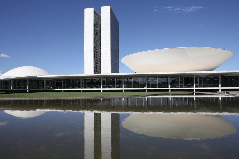 Passeios GUIADAS PROFISSIONAIS DE ARQUITETURA - CONGRESSO NACIONAL BRASÍLIA - OSCAR NIEMEYER