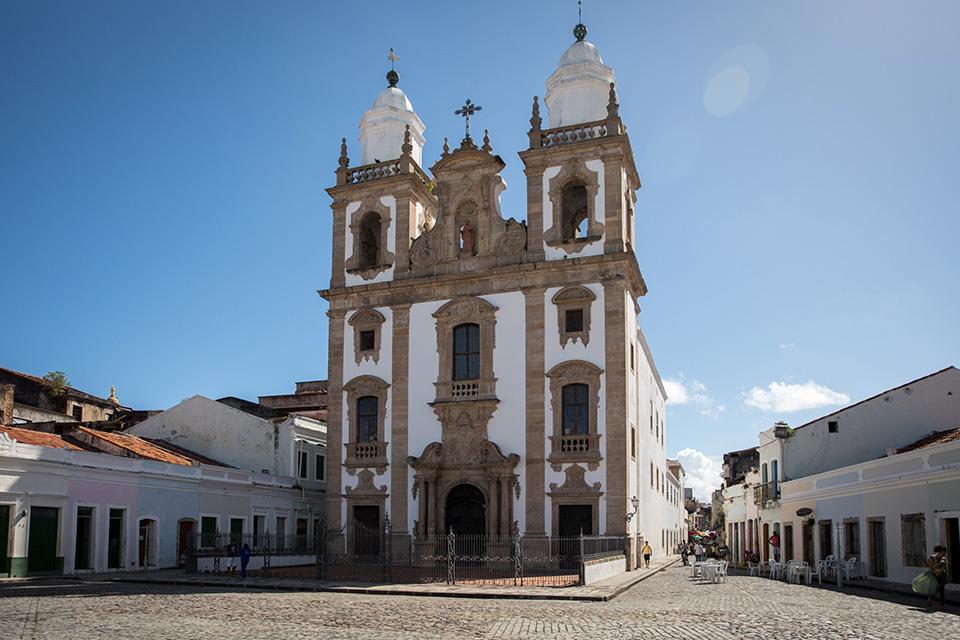 Basílica de Nossa Senhora do Carmo, Recife