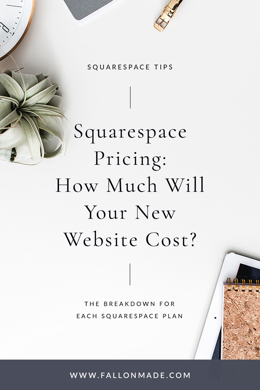 Square Space Pricing