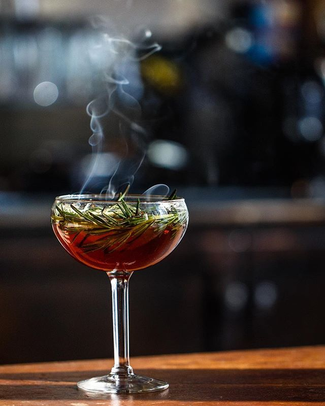 For #nationalbourbonday I thought I'd share this cocktail that I shot for @garrisonbros from @cu29cocktailbar