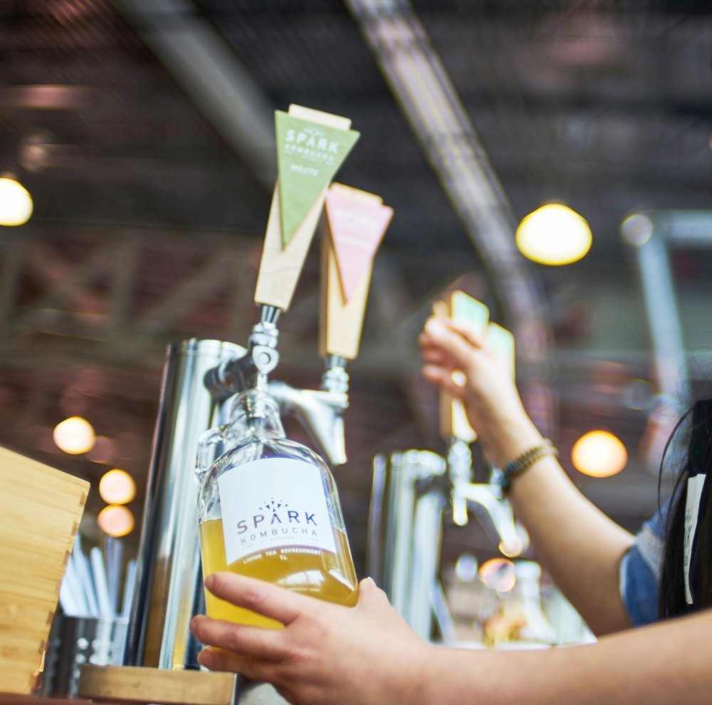 GROWLER FILL STATIONS -