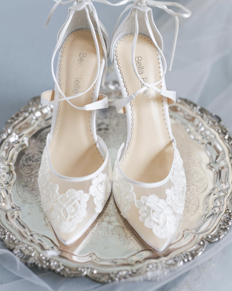 Where to Find Wedding Shoes for the Modern Bride — Allday Events
