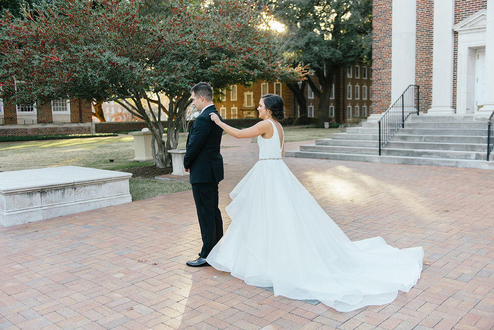 Dallas Wedding Planner - Winter Wedding at The Room on Main - Allday Events - 104.jpg