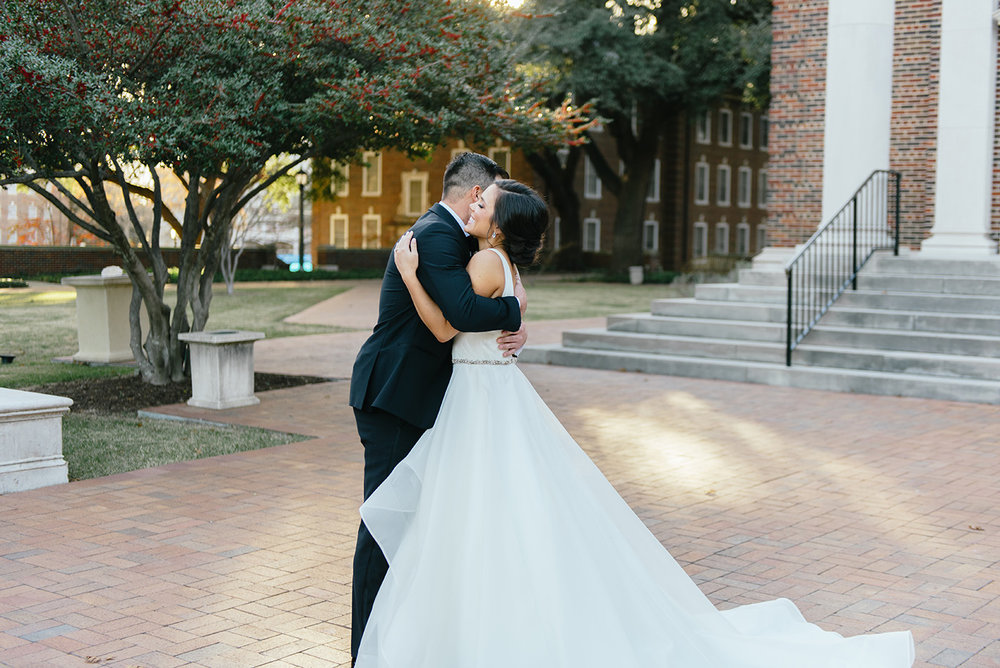 Dallas Wedding Planner - Winter Wedding at The Room on Main - Allday Events - 108.jpg