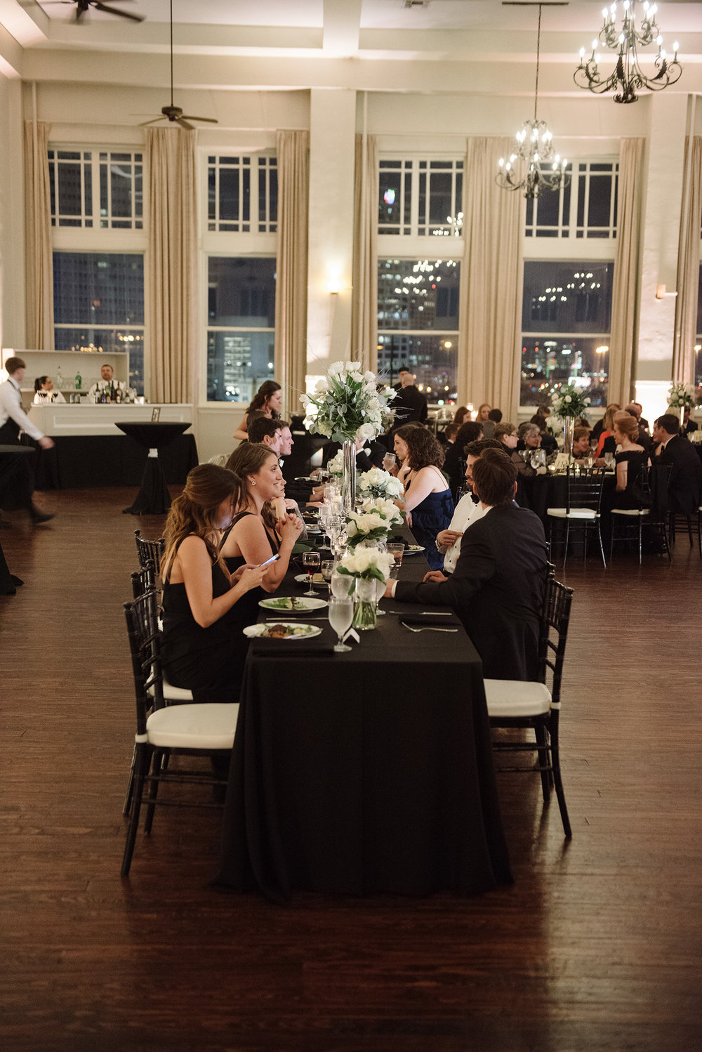 Dallas Wedding Planner - Winter Wedding at The Room on Main - Allday Events - 105.jpg