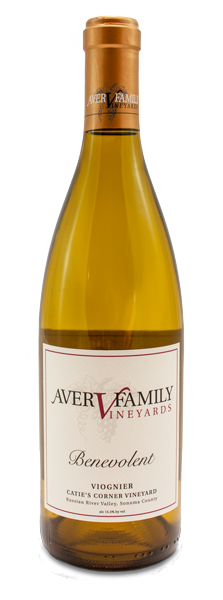 2017 Benevolent - Inviting aromas of apricot, white peach and candied lemon are enticing on this Viognier. Notes of apricot nectar and lemon are highlights on the palette followed by a zesty finish.