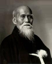 O-Sensei, Morihei Ueshiba                     1883-1969