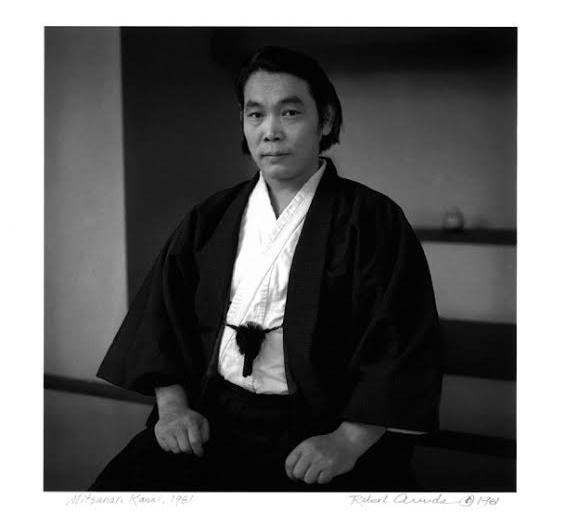 Matsunari Kanai Sensei