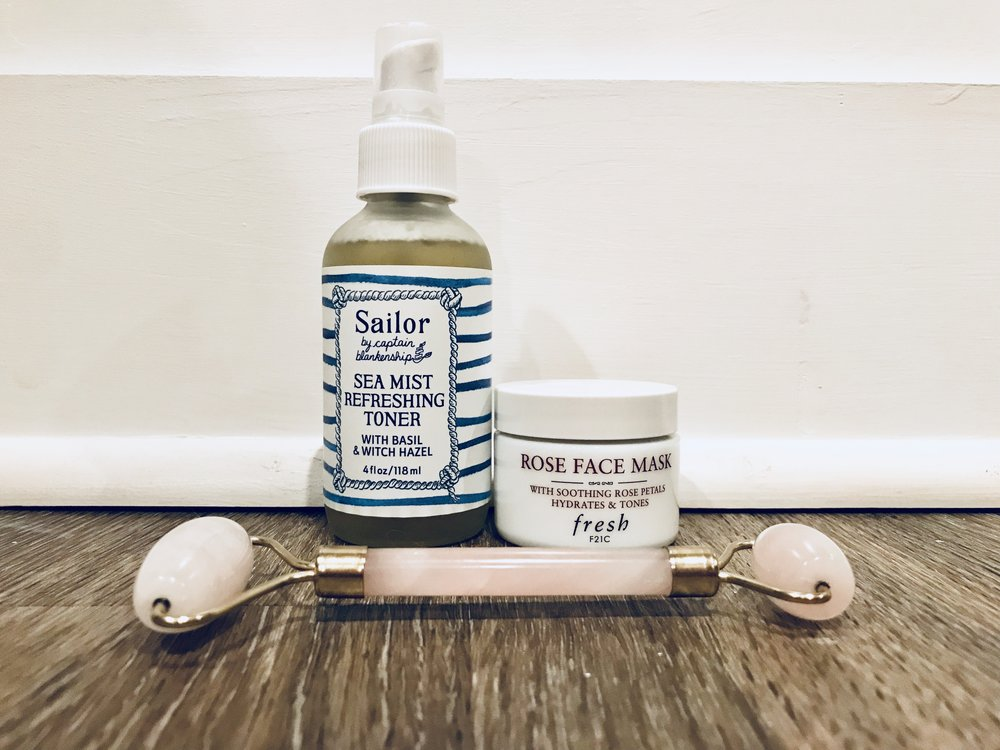 what i'm digging this week - cooling masks, firm skin and dewy complexions...