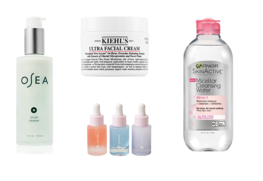 My Go-To Routine - For a healthy and happy face