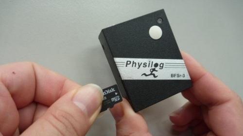 Physilog IMU