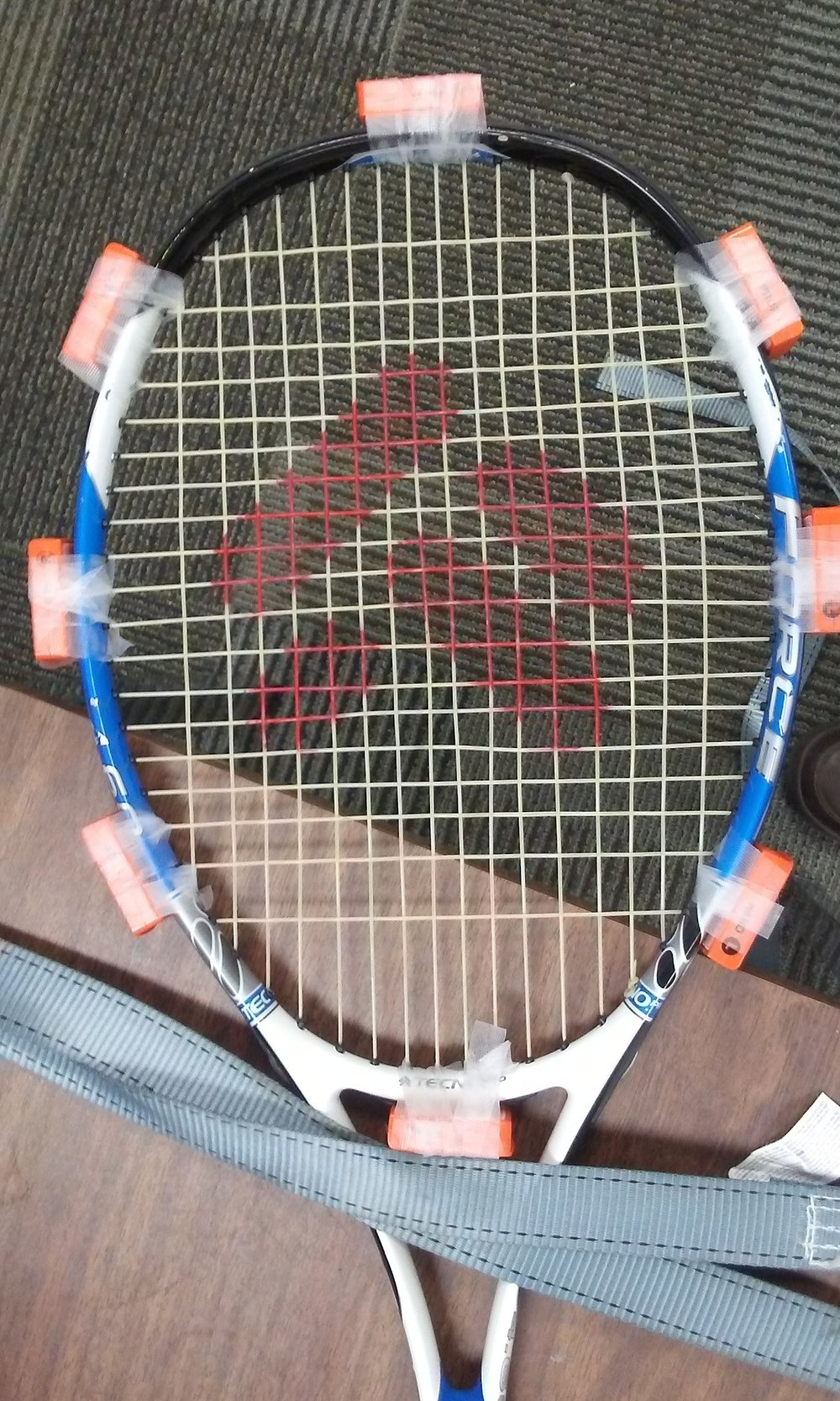 Tennis Apparatus