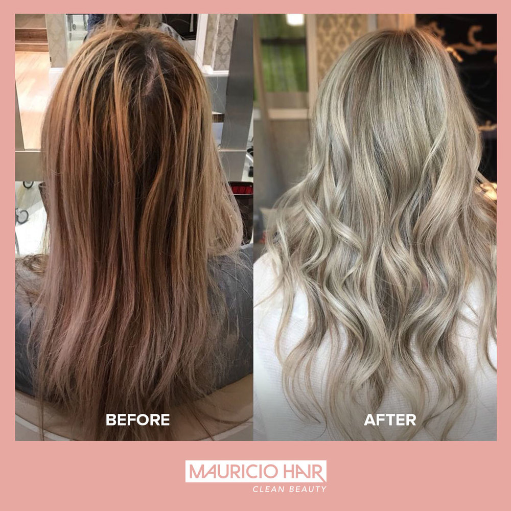 Healthy Ways To Achieve Blonde Hair - By Vinzar - Co-Founder and senior colorist