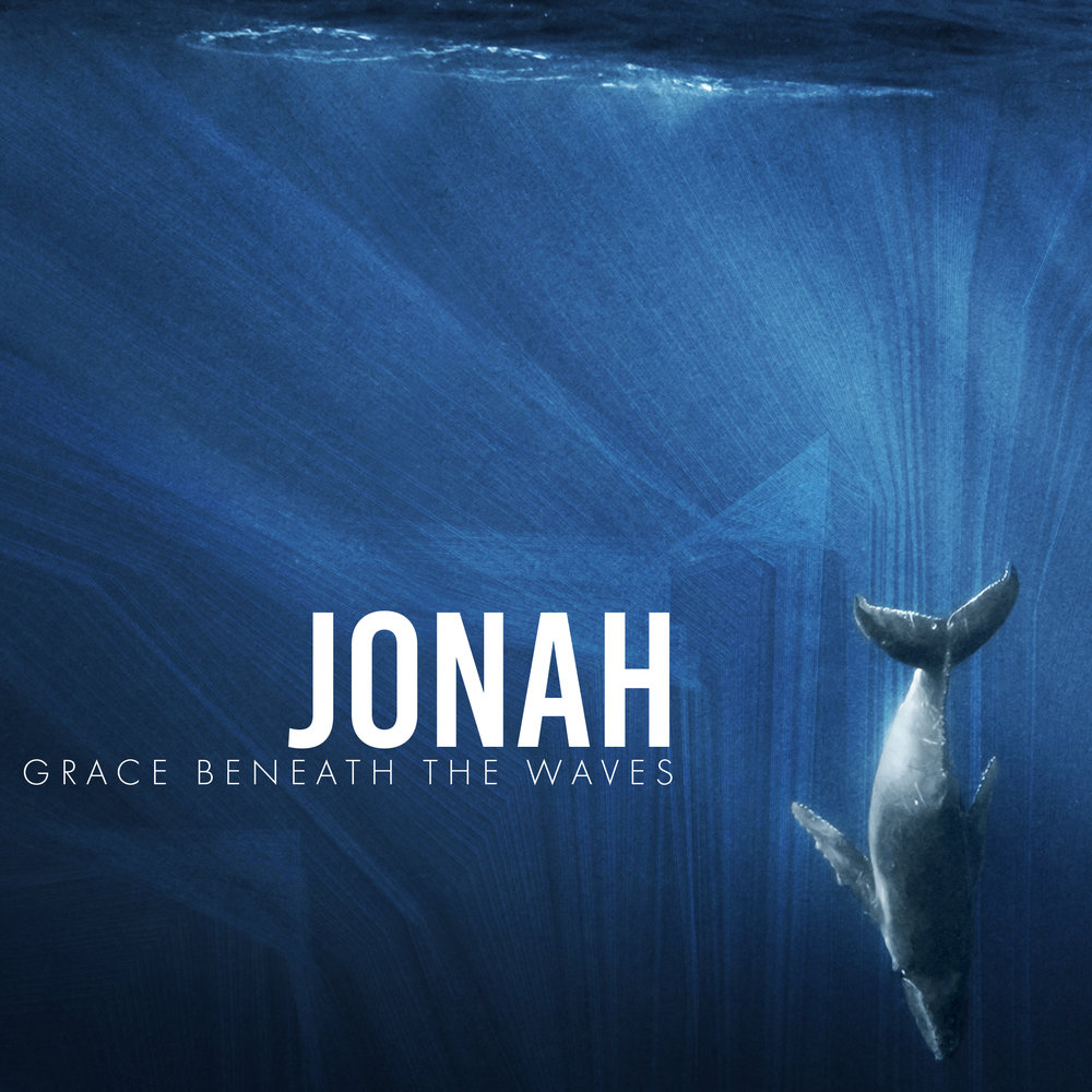Jonah - Grace Beneath the Waves   The Book of Jonah is a story of a reluctant prophet and a God who has grace for both people who do not love God and people who do not love people.