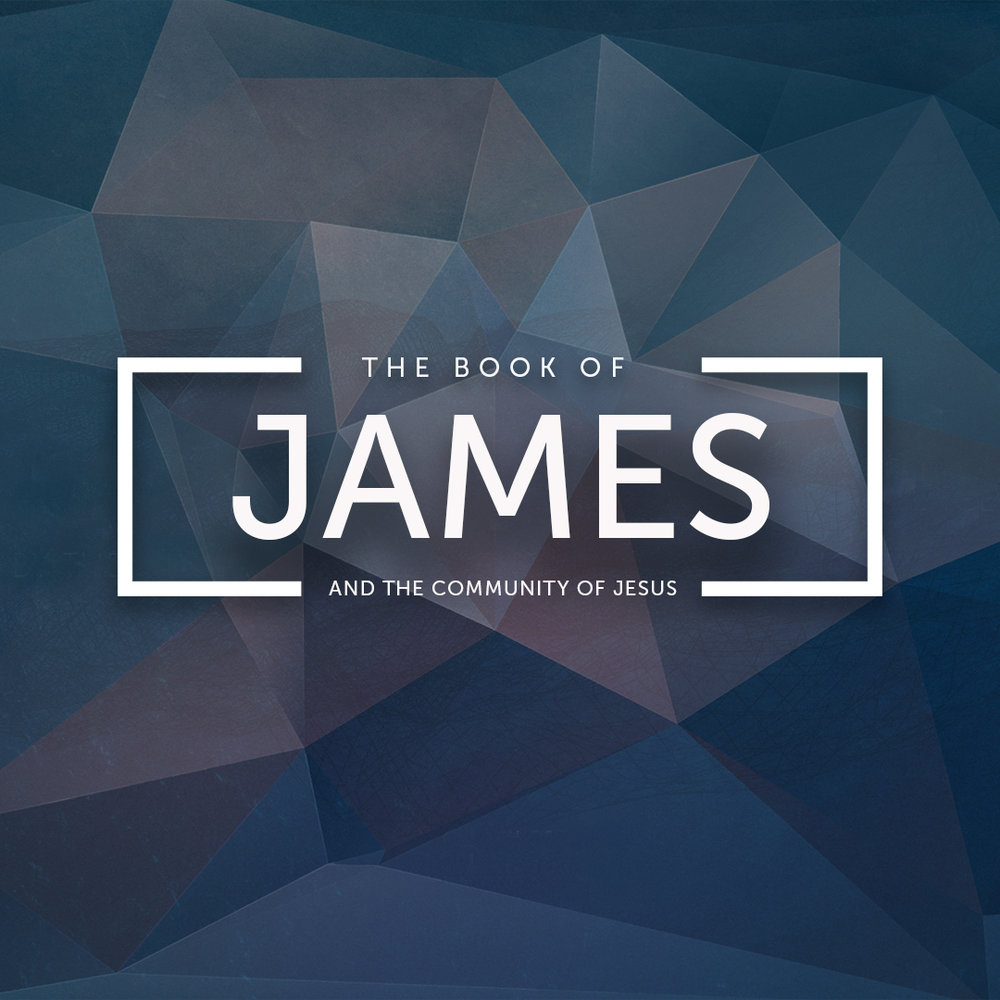 James - The Community of Jesus (Audio Only)       James - The Community of Jesus on YouTube    The Book of James contains wisdom directed at the early Christian community around Jerusalem, as well as at Christians everywhere. The very first Christians were dealing with all kinds of challenges, including intense persecution. Come with us, as we journey through James, in order to understand the hallmarks of the community of Jesus, then and now.