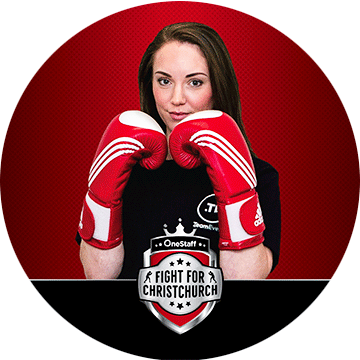 Kimberley Rose - Sponsored by: High Fly RoofingFighting for: Conductive EducationOffice Manager Kimberley Rose is a dedicated mother who is also a hardworking member of the HighFly Roofing team. With some previous experience in martial arts, Kimberley has a solid foundation - but boxing is new to her as she enters the ring for her first formal fight. Working hard with Fitzy at Ara Institute of Canterbury, this fiery young woman has passion to burn!
