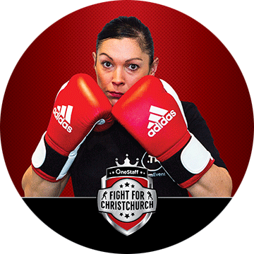 LAURA DEVINE-GILES - Sponsored by: Boxfit SpreydonFighting For: Cure KidsWith experience on her side, BoxFit instructor Laura Devine leapt at the opportunity to take it into the ring this November. Backing a charity very close to her heart, Laura's on a mission to take down anyone who stands in the way of her title.