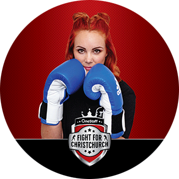 AMY NEWFIELD - Sponsored by: Newfield RoofingFighting For: Cure KidsShe's a mother of three and a busy salon coordinator who claimed the 'kick-ass-mum' title long before agreeing to don the gloves! Amy has been training with true grit and determination with her eyes on the prize in this heavy-hitting bout!