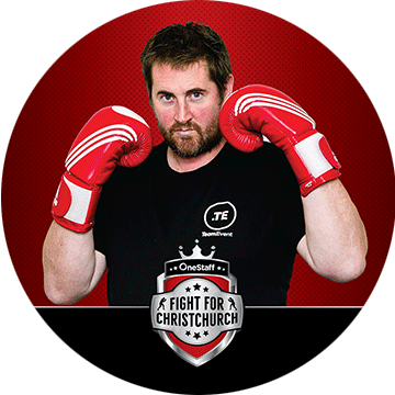 JASON LOVELOCK - Sponsored by: Mike Greer HomesFighting For: Conductive EducationWith this much fire in his heart, Jason is going to be an unstoppable force. He knows the challenge Benji will bring and he's trained damn hard to get one over his opponent in this standout heavyweight bout. If his training style is anything to go by, Jason will be a strong contender for highest number of blows connected in the 2018 event!