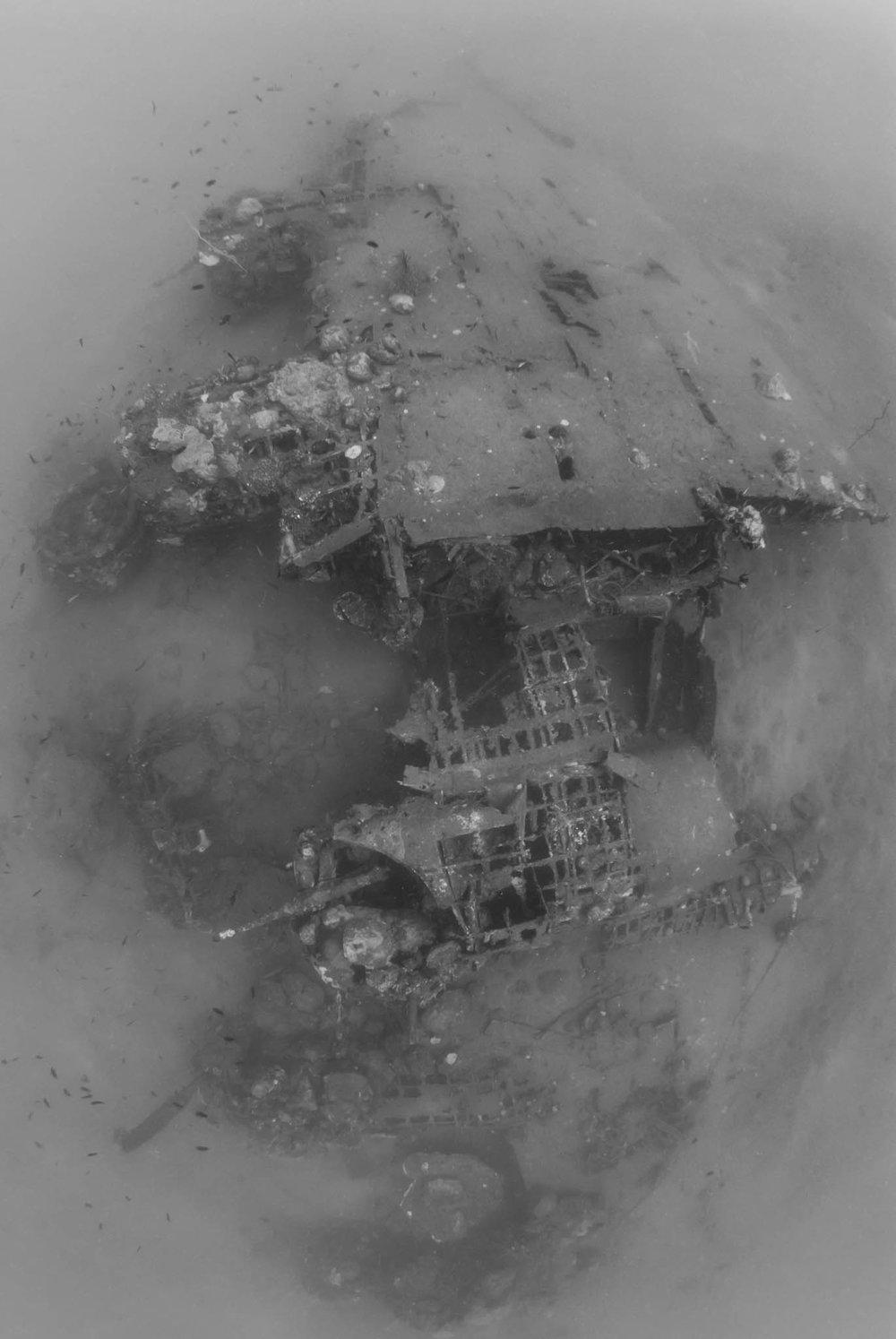 B17 Wreck
