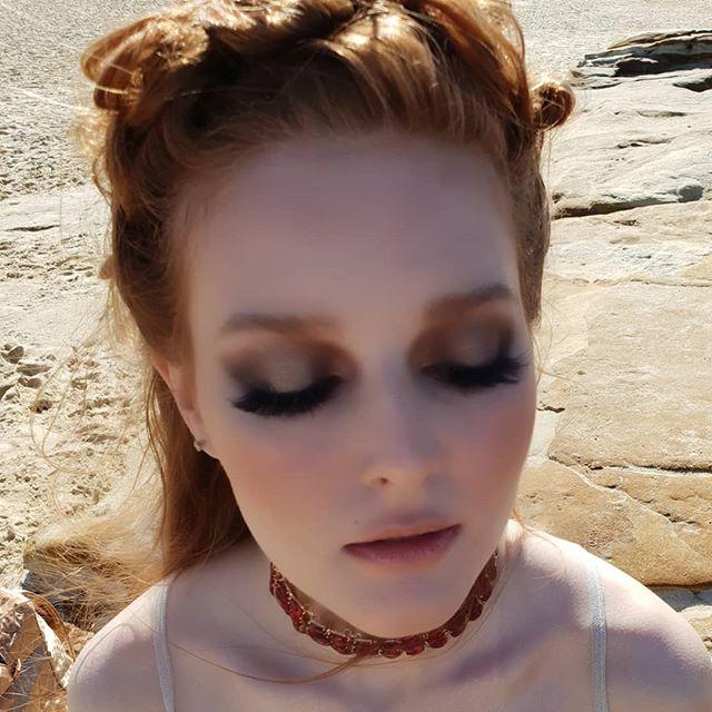 @kyalijayne #makeup #closeups  #makeupbyriannaschuh #promua #editorialmakeup #beauty #rmsbeauty #colourpopcosmetics #beccacosmetics #hourglasscosmetics #ellisfaas #haloeye #mehron