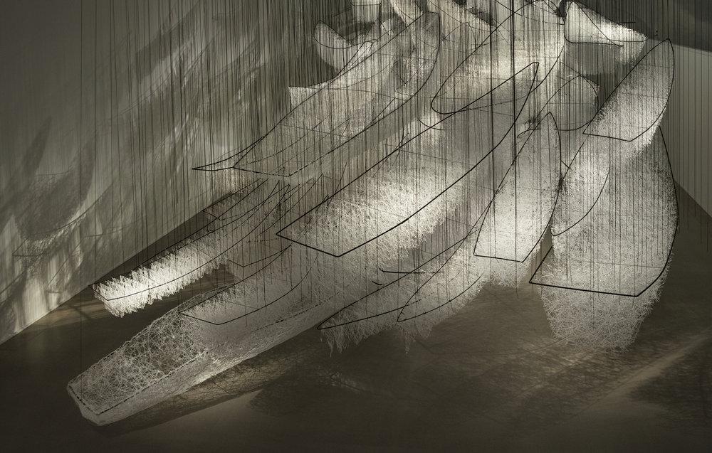 2018_The Distance_Göteborgs konstmuseum, Gothenburg, Sweden, photo by Hossein Sehatlou_2.JPG