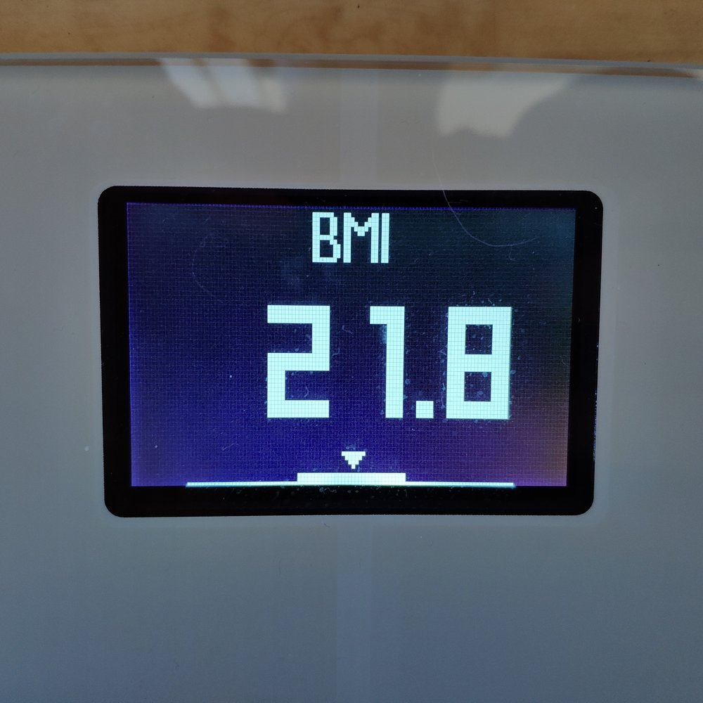 Your BMI listing