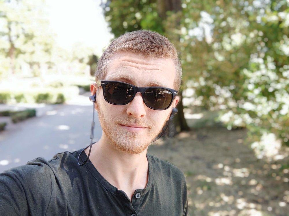 Copy of Portrait Selfie