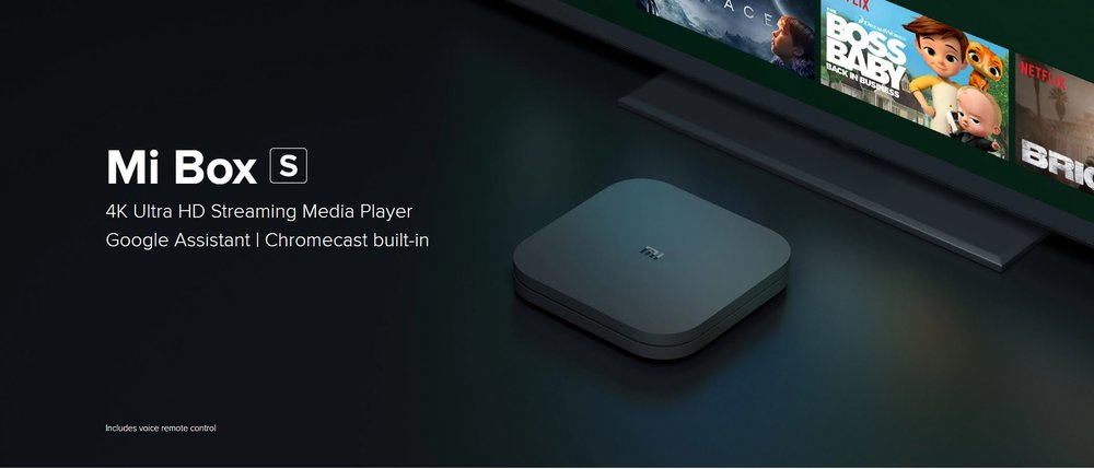 Billig Android TV +Chromecast Ultra? -