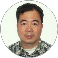 Dr. Wei Huang // Medical ConsultantPhD in Biomedical Engineering U. of Memphis, Postdoc in UCSD20+ years in R&D and evaluation of biomedical device experience -