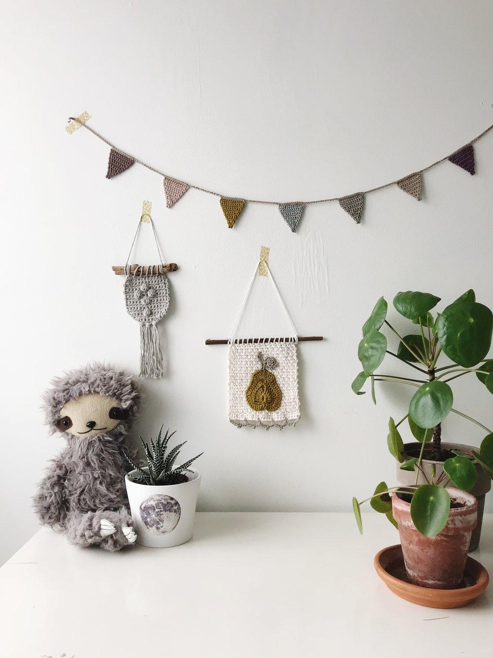 natural nursery decor