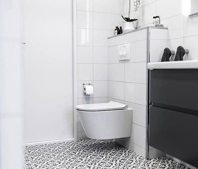 Knappens installationsvägg är den optimala lösningen för ditt badrum.