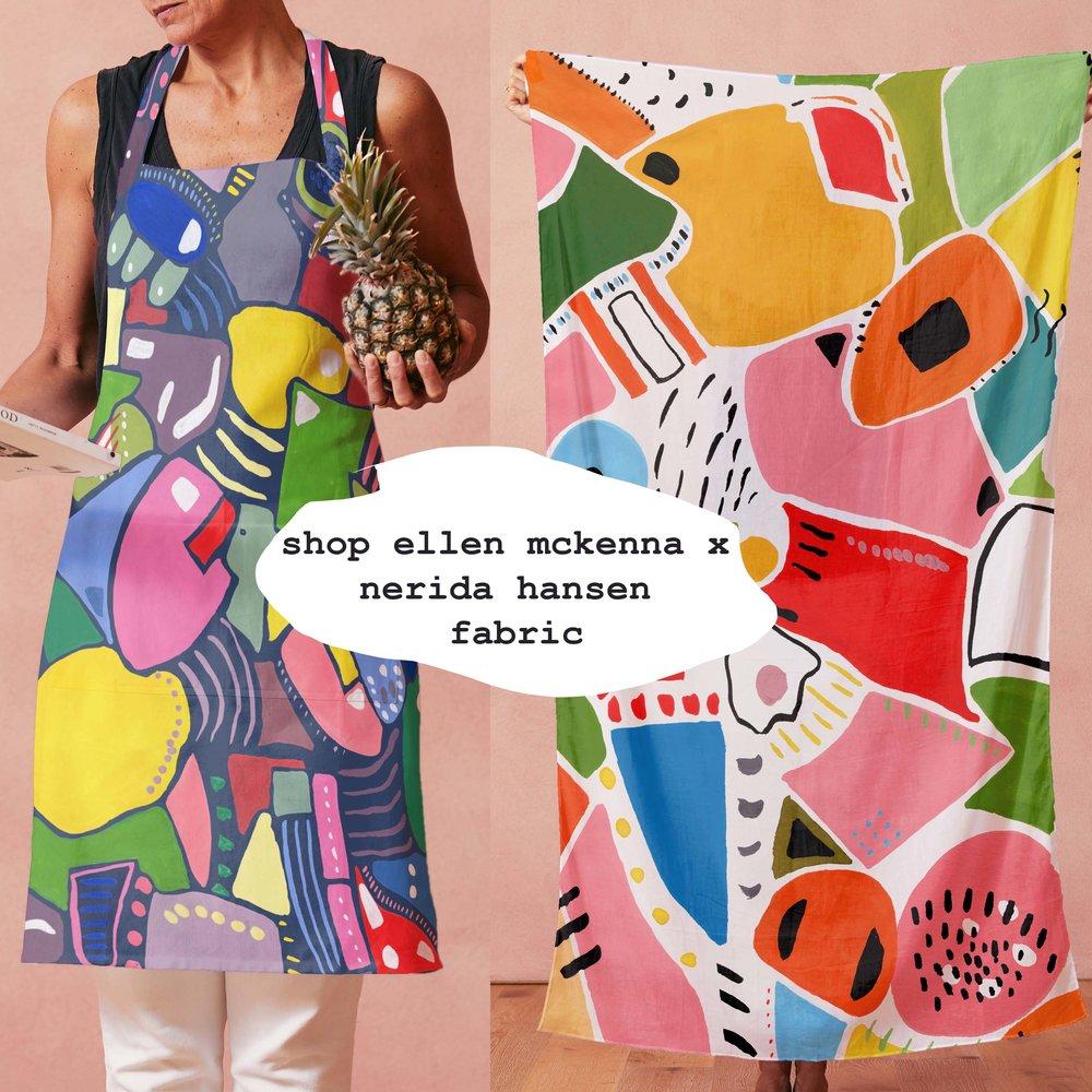 Shop Ellen McKenna X Nerida Hansen -