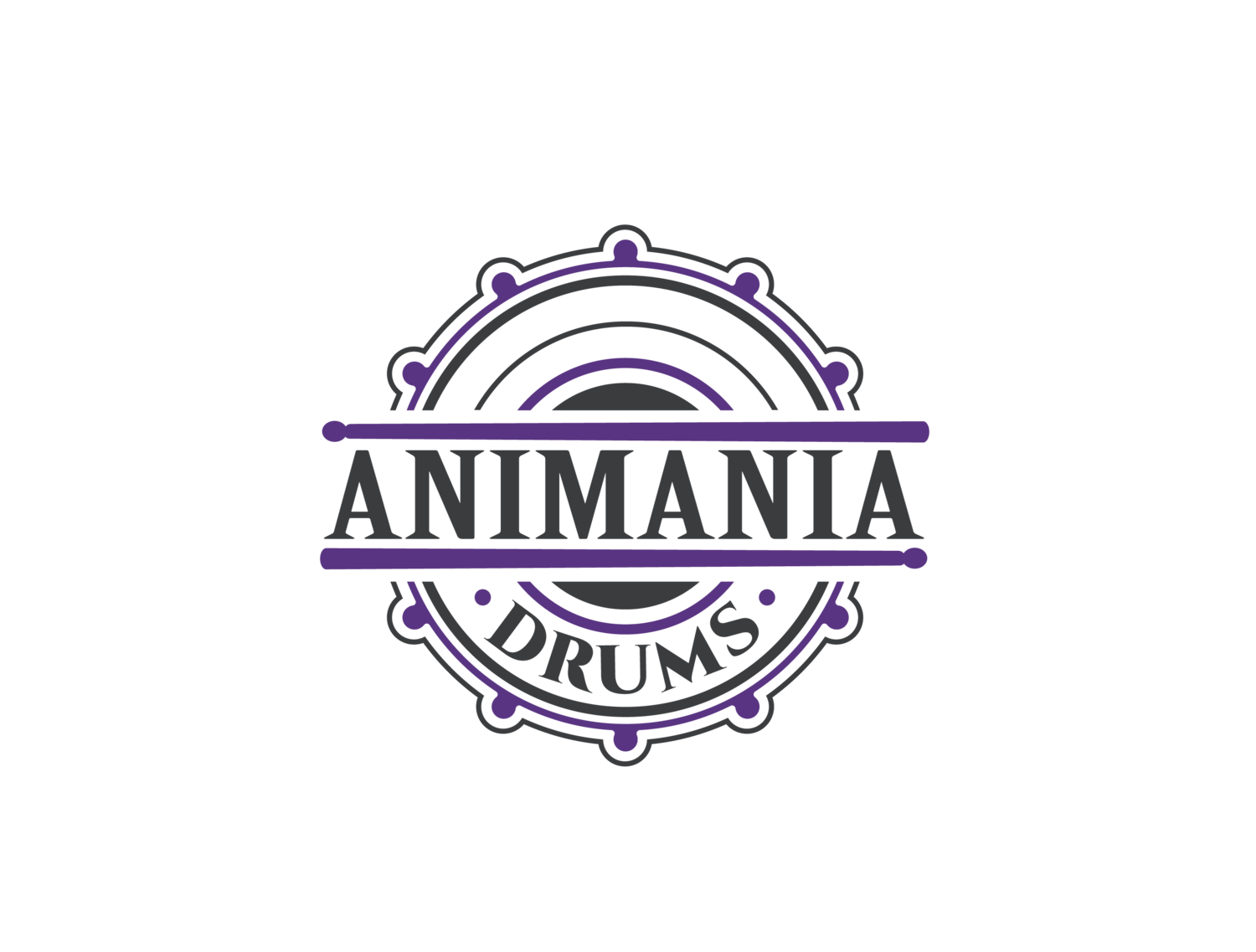Animania Drums Personal Site