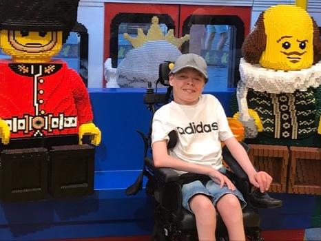Children's Powered Wheelchair