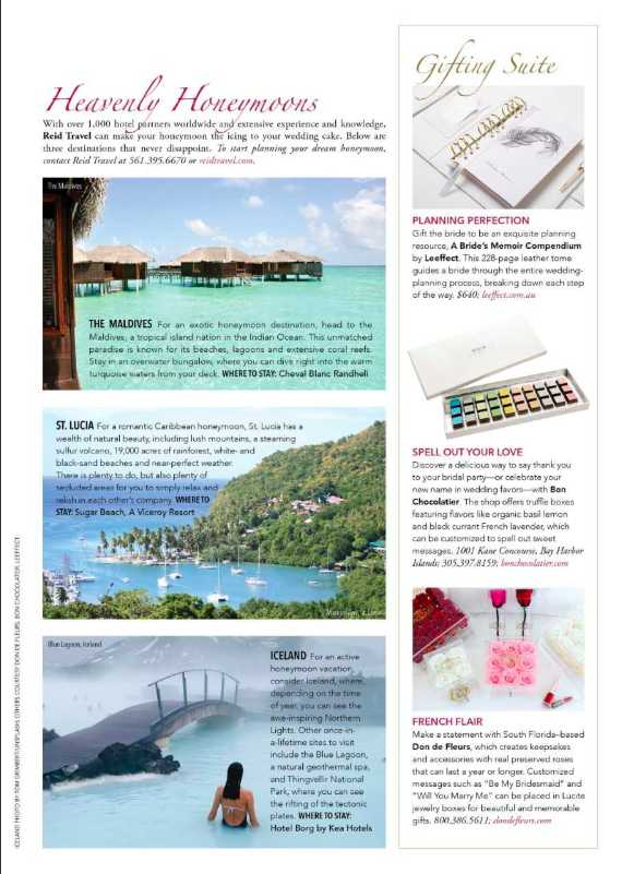 Leeffect Bridal Magazine