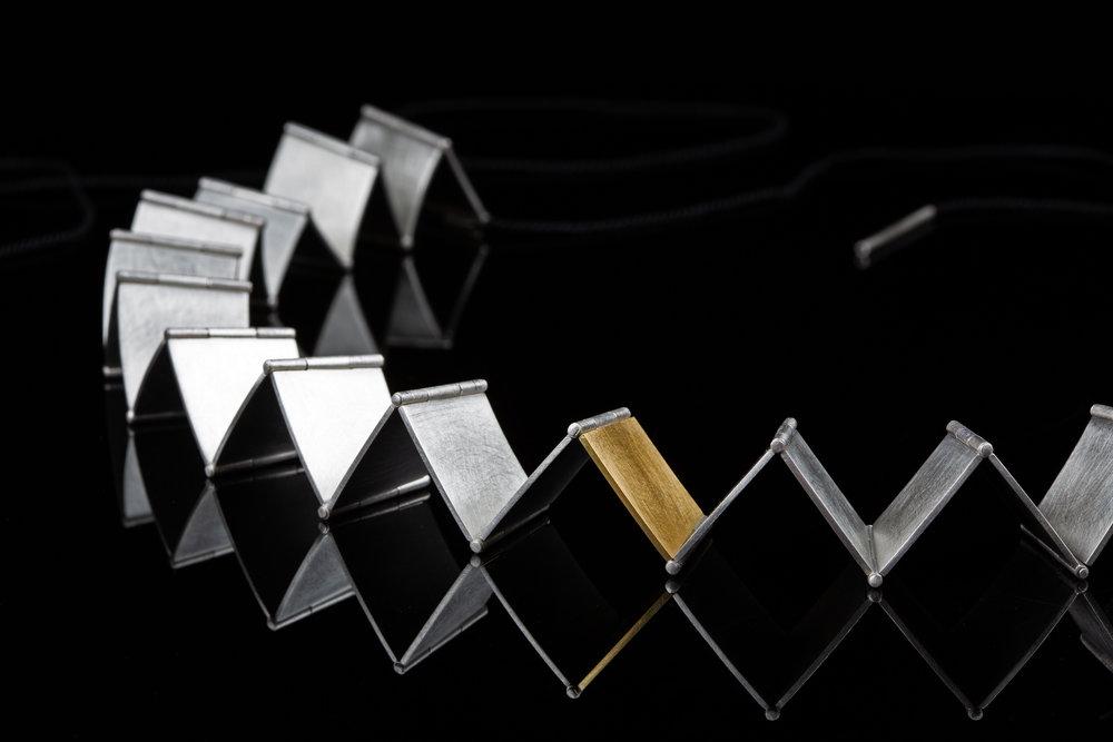 Curious Constructions | Necklace   Detail